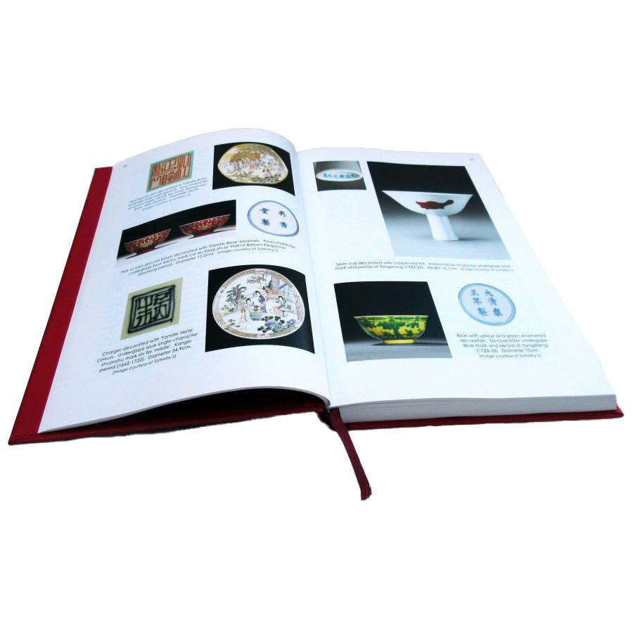 Of on chinese handbook the ceramics marks Handbook Marks
